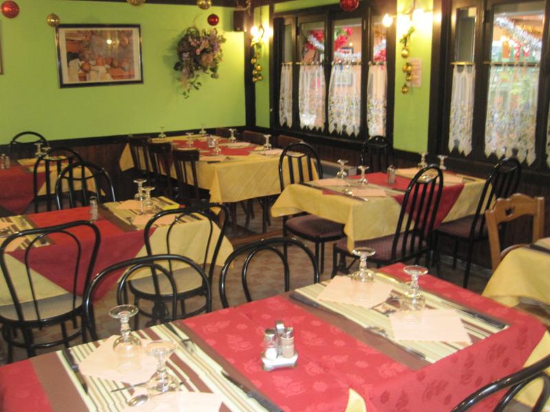 Le Restaurant L Hotel De Ville Les Andelys